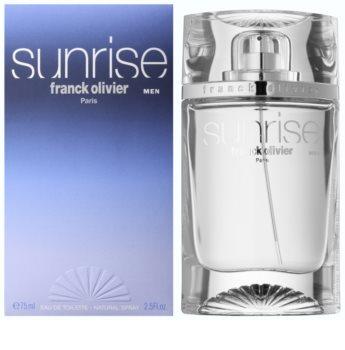 Franck Olivier Sunrise toaletna voda za muškarce