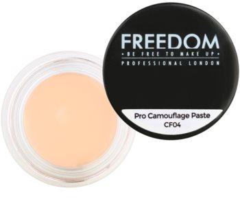Freedom Pro Camouflage Paste corretor sólido