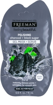 Freeman Feeling Beautiful Cleansing Mask and Scrub for All Skin Types