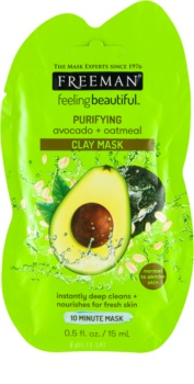 Freeman Feeling Beautiful Clay Face Mask For Deep Cleansing