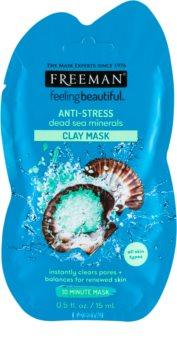 Freeman Feeling Beautiful máscara facial anti-stress