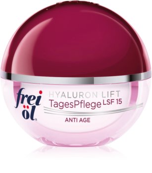 frei öl Anti Age Hyaluron Lift Firming Anti-Aging Day Cream SPF 15