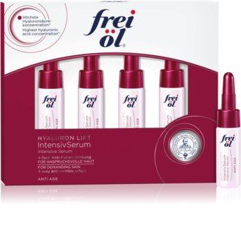 frei öl Anti Age Hyaluron Lift intenzivna kura u 4 tjedna protiv starenja lica