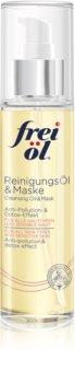 frei öl Sensitive olio detergente e maschera per il viso