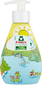 Frosch Creme Soap Kids απαλό υγροσάπουνο για τα χέρια για παιδιά