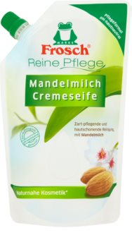 Frosch Creme Soap Almond Milk Flüssigseife Ersatzfüllung