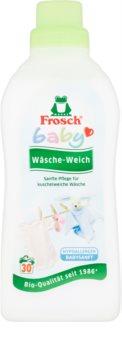 Frosch Baby Fabric Softener soluție de clătire pentru lenjeria de bebeluși și copii