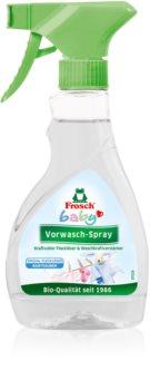 Frosch Baby Vorwasch - Spray odstraňovač skvrn na kojenecké prádlo