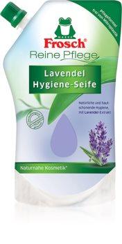 Frosch Levandule tekuté mydlo na ruky náhradná náplň