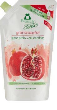 Frosch Senses Pomegranate Duschgel Ersatzfüllung