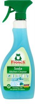 Frosch Kitchen Cleaner Soda Kitchen Detergent spray