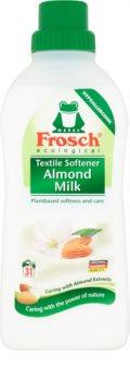 Frosch Textile Softener Almond Milk Weichspüler