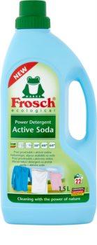 Frosch Power Detergent Active Soda produs pentru rufe