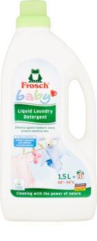 Frosch Baby Laundry Hypoallergenic Waschmittel