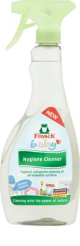 Frosch Baby Hygiene Cleaner хигиенно почистващо средство за детски аксесоари и повърхности, подлежащи на избърсване