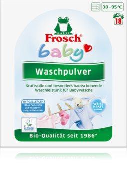 Frosch Baby Waschpulver prací prášek na kojenecké prádlo
