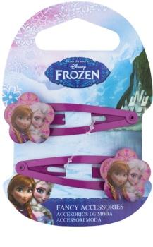 Frozen Princess Ganchos com flores