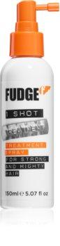 Fudge Treatment Aplicarea jeturilor de refacere pentru ingrijire pentru păr vopsit