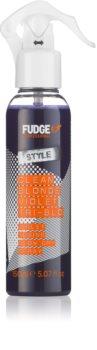 Fudge Clean Blonde Violet Tri-Blo Toning Spray for Blonde Hair