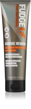 Fudge Care Damage Rewind shampoing pour cheveux fins et abîmés