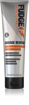 Fudge Care Damage Rewind balsam pentru păr slab și deteriorat