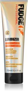 Fudge Care Luminizer Conditioner für dünnes und splissiges haar