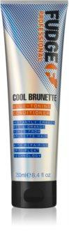 Fudge Care Cool Brunette kondicionáló a barna és sötét árnyalatú hajra