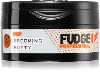 Fudge Prep Grooming Putty Моделираща глина За коса