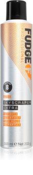 Fudge Finish Skyscraper Extra Extra Strong Fixating Hairspray
