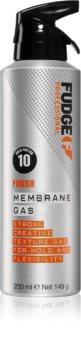 Fudge Finish Membrane Gas spray per styling con fissaggio extra forte
