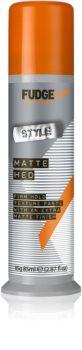 Fudge Style Matte Hed stylingová pasta na vlasy