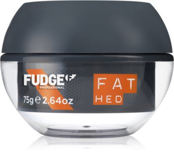 Fudge Style Fat Hed στάιλινγκ πάστα για ευελιξία και όγκο