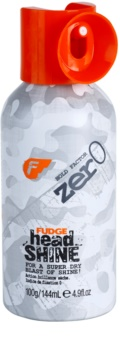 Fudge Style Matte Hed Styling Spray for Shiny and Soft Hair