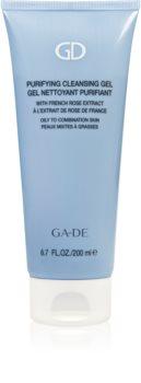 GA-DE Cleansers and Toners tisztító gél kombinált és zsíros bőrre