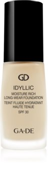 GA-DE Idyllic hidratáló krémes make-up SPF 30