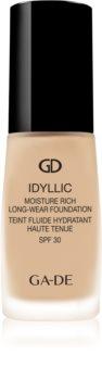 GA-DE Idyllic hydratisierendes cremiges Make-up SPF 30