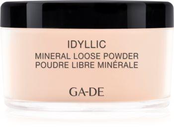 GA-DE Idyllic porpúder ásványi anyagokkal