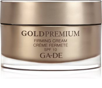 GA-DE Gold Premium spevňujúci krém SPF 10