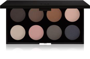 GA-DE Basics paletka očních stínů s matným efektem