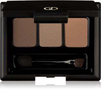 GA-DE Basics Palette zum schminken der Augenbrauen