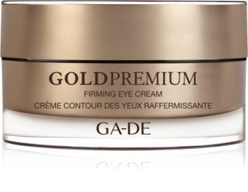 GA-DE Gold Premium učvršćujuća krema za područje oko očiju
