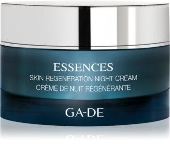GA-DE Essences нощен регенериращ крем