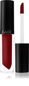 GA-DE Idyllic matná tekutá rtěnka s hydratačním účinkem