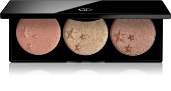 GA-DE Starshine highlight paletta