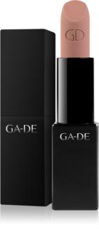 GA-DE Velveteen Pure Matte langanhaltender Lippenstift mit mattierendem Effekt