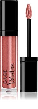 GA-DE Velveteen Ultra-Shine Lip Gloss leuchtender  Lippenglanz