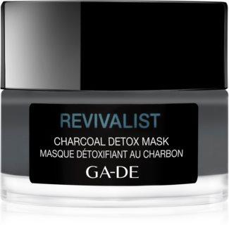 GA-DE Revivalist čistiaca a detoxikačná maska s aktívnym uhlím