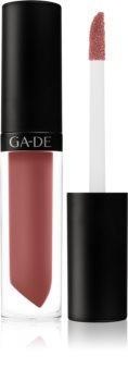 GA-DE Idyllic Matter Flüssig-Lippenstift mit feuchtigkeitsspendender Wirkung