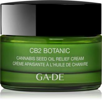 GA-DE CB2 Botanic zklidňující a hydratační krém s konopným olejem