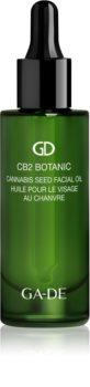 GA-DE CB2 Botanic vyživující pleťový olej s konopným olejem